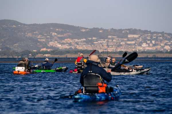 Branzino The Challenge : torna la gara internazionale di pesca in laguna