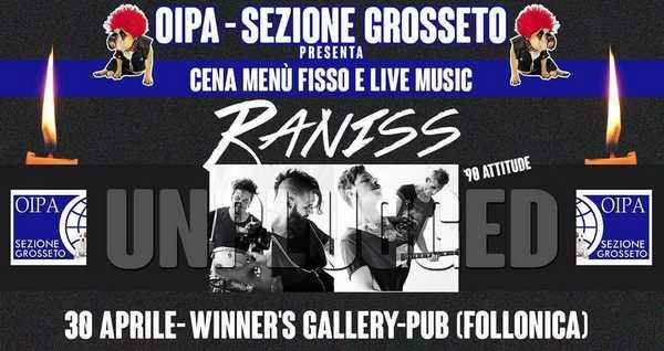 Photo of Musica e solidarietà: i Raniss in concerto per aiutare l'Oipa