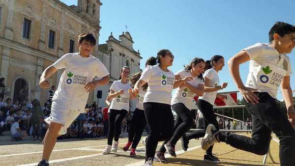Corsa contro la Fame: gli studenti maremmani in gara per aiutare i bambini poveri