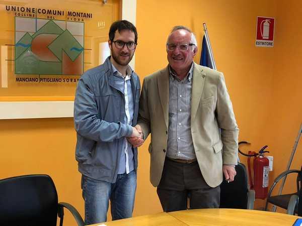 Sicurezza idrogeologica: rinnovata la convenzione tra Consorzio di Bonifica e l'Unione dei Comuni Colline del Fiora