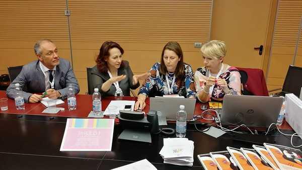 Photo of Lotta alla violenza sulle donne: Vittoria Doretti illustra il Codice Rosa al Ministero