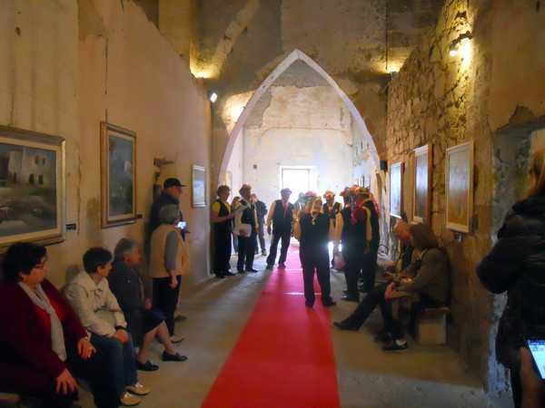 Mostre, musica ed eventi culturali: MaremmArtExpò sbarca a Sorano