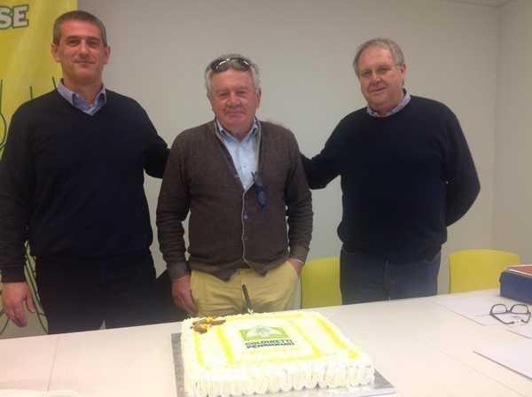 L'Associazione pensionati di Coldiretti rinnova il consiglio: Gaetano Zambrini presidente