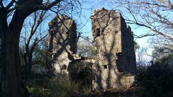 """""""Arte Natura"""": visita guidata ed escursione al castello di Tricosto"""