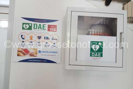 """Photo of """"Argentario cardio-protetto"""": tre nuovi defibrillatori nelle sedi della Croce Rossa"""