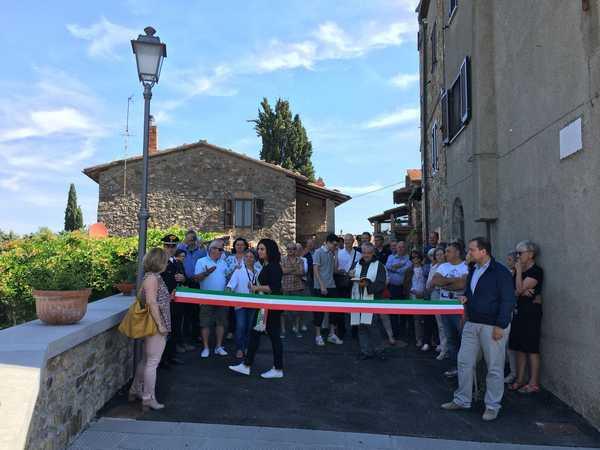 Illuminazione a led e nuova pavimentazione: il centro storico si rifà il trucco