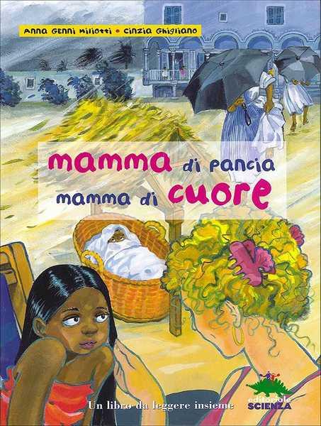 """""""Mamma di pancia, mamma di cuore"""": un laboratorio di musica e lettura per bambini"""