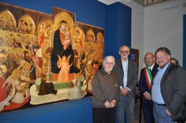 """""""Ambrogio Lorenzetti in Maremma"""": boom di visitatori alla mostra, triplicati gli accessi al museo"""