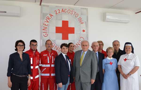 Nuova sede operativa per la Croce Rossa: domenica inaugurazione al centro commerciale