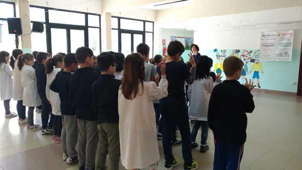 Euroschool Festival: gli alunni delle elementari di via Sicilia in finale con tre canzoni