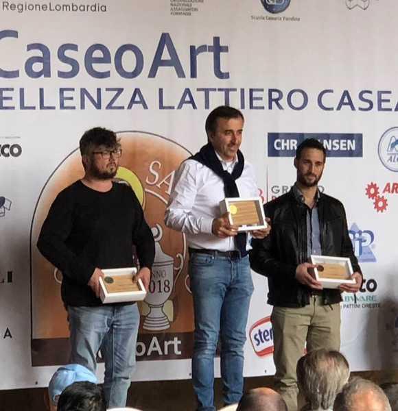 Il Fiorino vince ancora: doppio premio al prestigioso Trofeo San Lucio