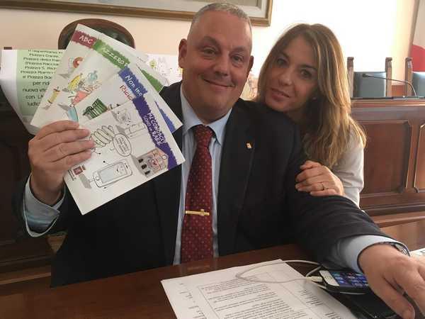 """Photo of 50 nuovi cestini dei rifiuti in città: """"Grosseto sempre più vivibile e decorosa"""""""