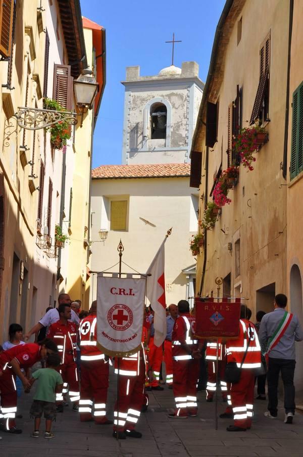 A Monterotondo Marittimo la Festa del decimo anniversario della Croce Rossa