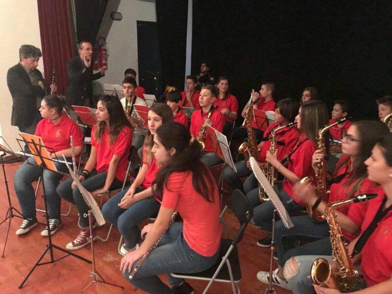 """""""In Crescendo"""": al via i saggi di musica del progetto che coinvolge studenti e Filarmonica"""