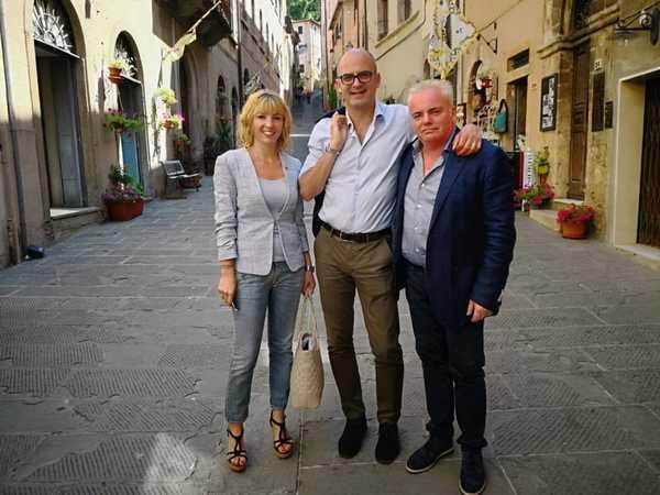 Verso le amministrative: tour in Maremma per i parlamentari di Forza Italia