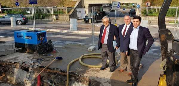 Photo of Nuove condotte idriche in centro: al via i lavori, intervento da 100mila euro