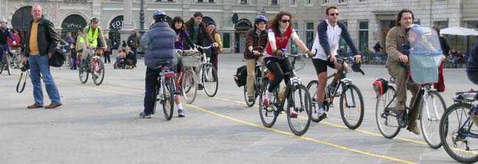 Photo of Mobilità ciclistica e pianificazione urbanistica: accordo tra Inu e Comuni Ciclabili