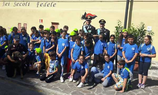 I Carabinieri festeggiano 204 anni al servizio dei cittadini: tutti i militari premiati