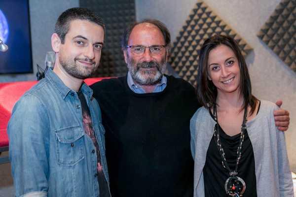 Doppiaggio: gli allievi dello Studio Enterprise a lezione dalla voce di Robin Williams