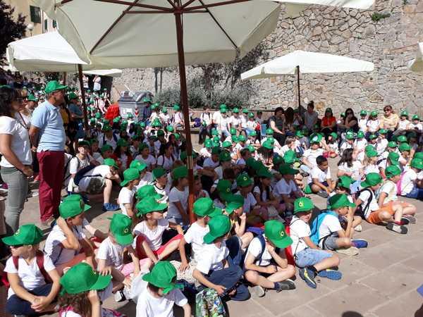 """Educazione ambientale: grande successo per """"Maremma che riciclo"""""""