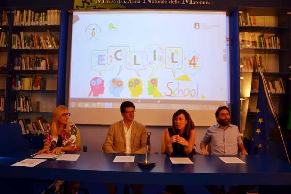 """""""E-clil 4school"""": al Museo si imparano le lingue straniere grazie alle nuove tecnologie"""
