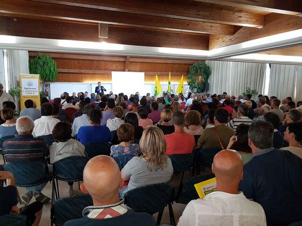Oltre duecento imprese all'assemblea provinciale degli agriturismi