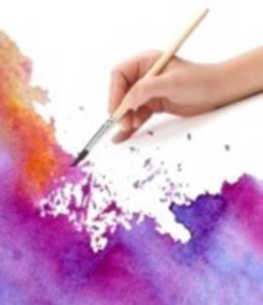 AcquaMaremma: le allieve del laboratorio di acquerello dipingono a Principina