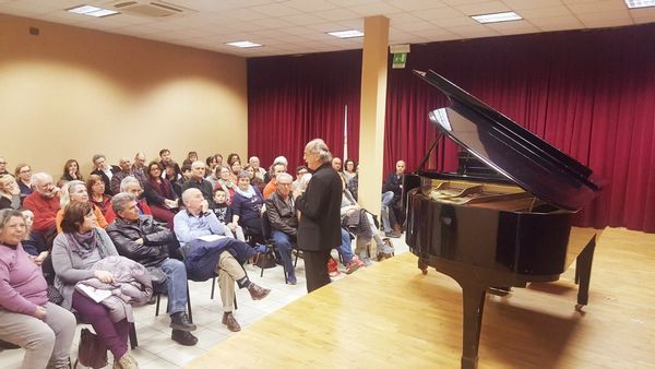 Saggi di fine anno per gli allievi dell'Istituto musicale comunale Giannetti