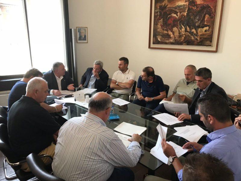 Verso il Polo agroalimentare: in Provincia un incontro con le associazioni di categoria