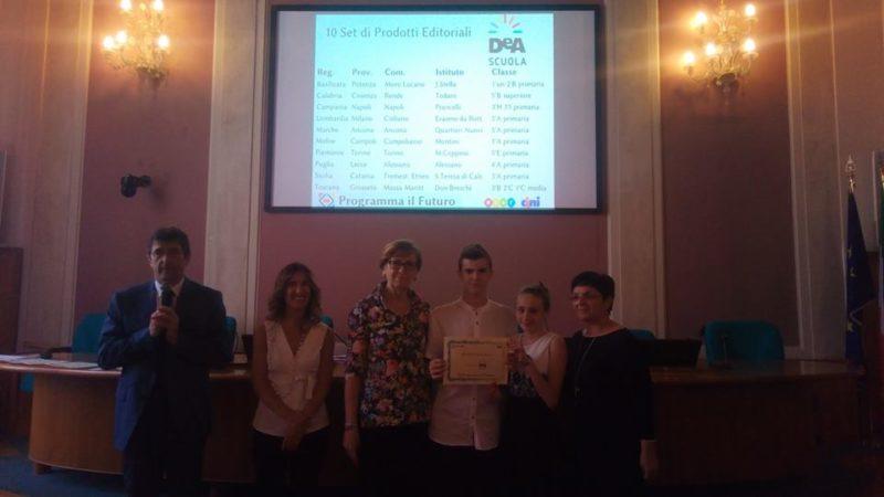 """""""Programma le regole"""": studenti maremmani vincitori del concorso nazionale"""