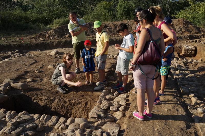 Scavi archeologici a Podere Marzuolo: scoperta l'officina di un fabbro di epoca romana