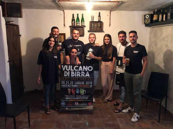 Musica, degustazioni e divertimento: torna Vulcano di Birra