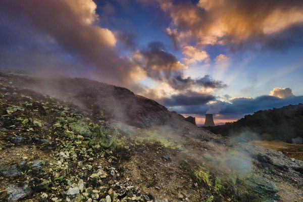 Torna il trekking geotermico alle Biancane: il programma