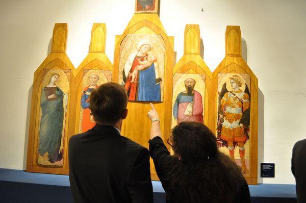"""""""Ambrogio Lorenzetti in Maremma"""": la mostra prorogata fino al 4 novembre"""