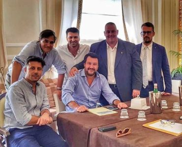 Il sindaco e gli assessori incontrano il ministro Salvini: affrontate le problematiche di Grosseto