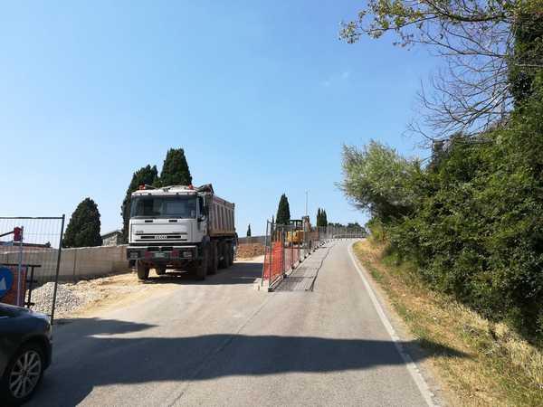 Photo of Cimitero di Monterotondo Marittimo: lavori sul muro perimetrale e nel piazzale