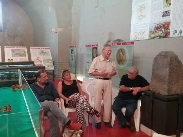 """""""Ultimi bagliori di un impero"""": inaugurata la mostra al Museo di San Mamiliano"""