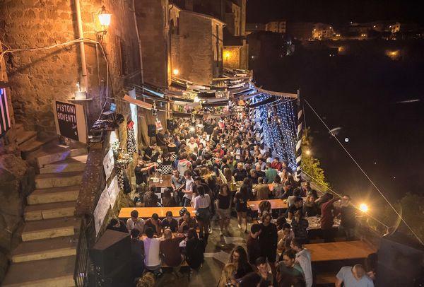 Settembre di vino: a Pitigliano torna la festa nelle cantine del centro storico