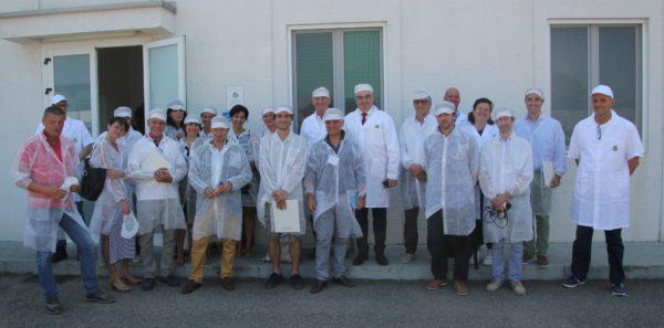 """Photo of Conserve Italia festeggia i 50 anni dello stabilimento di Albinia: """"Crescita record dopo l'alluvione"""""""