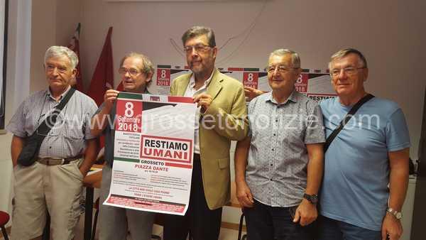 """Decreto sicurezza, l'Anpi: """"Anche in Italia nasce l'apartheid, colpo duro all'accoglienza"""""""