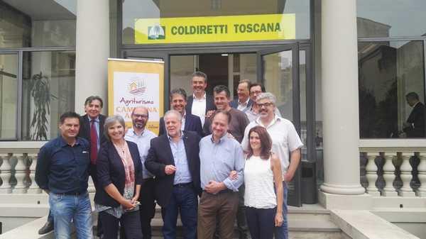 Terranostra: Luca Serafini presidente regionale dell'associazione degli agriturismi