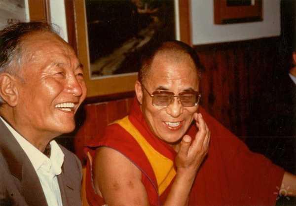 Merigar: cerimonia ufficiale per salutare il Maestro Namkhai Norbu