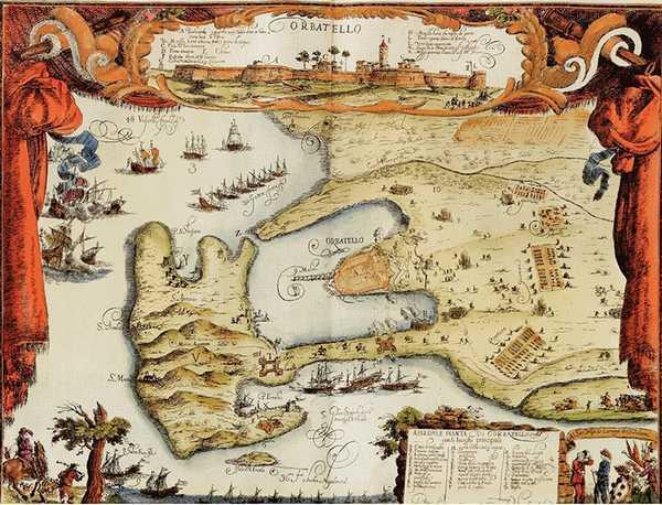 """""""Cartografia dell'Argentario"""": prorogata la mostra sulle mappe storiche"""