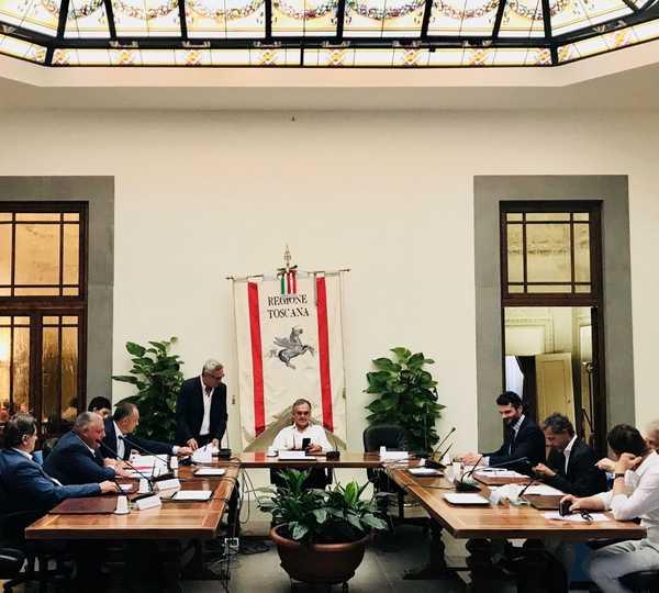 """Provincia, incontro in Regione per Vivarelli Colonna: """"Necessario riordino delle competenze"""""""