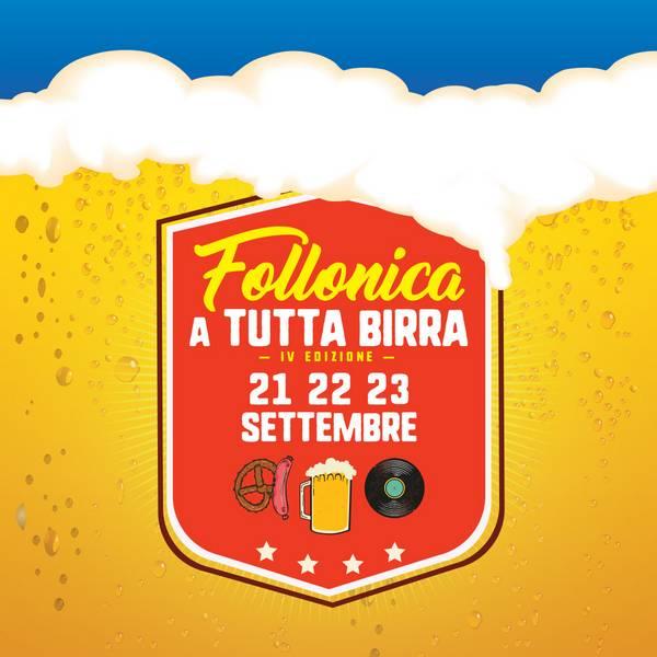"""Photo of Fine settimana """"A tutta birra"""" a Follonica"""