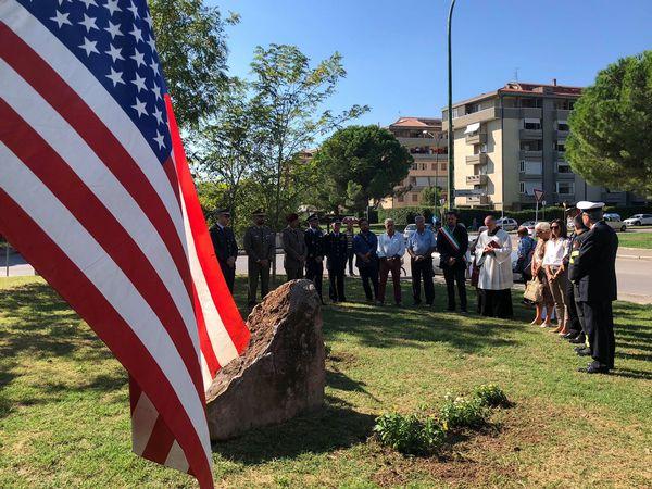 Il Comune di Grosseto ricorda le vittime dell'attentato dell'11 settembre