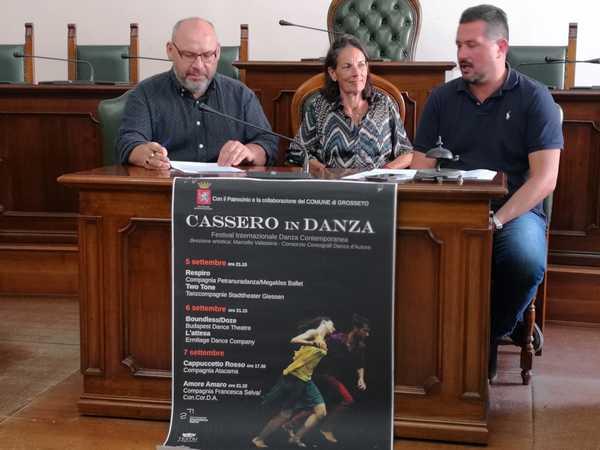 """La grande danza internazionale sbarca a Grosseto: ecco """"Cassero in danza"""""""