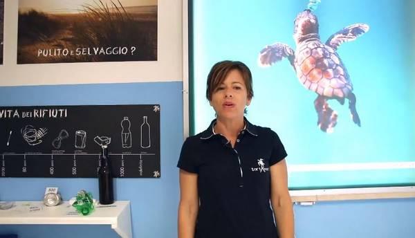 Luana Papetti vince il premio della fondazione Yves Rocher per aiutare Tartamare