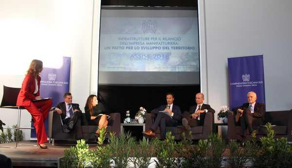 """Assise generali di Confindustria: """"Creare un tavolo di lavoro per lo sviluppo del manifatturiero"""""""