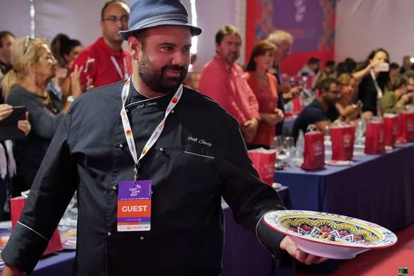 """Photo of Chef Shady torna protagonista de """"La prova del cuoco"""""""
